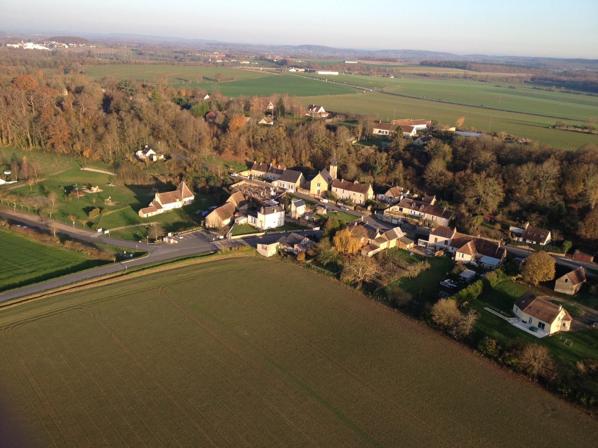 Vouvray-sur-Huisne